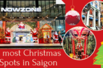 7 most Christmas Spots in Saigon