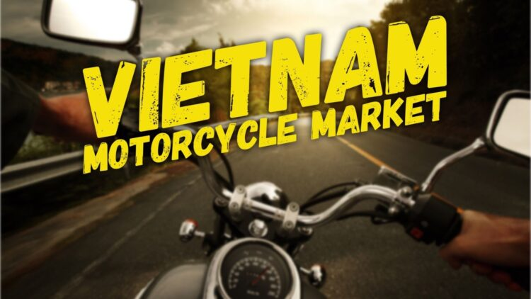 Motorcycle for sale in Vietnam
