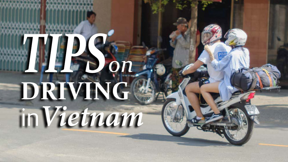 Tips on Driving in Vietnam