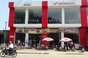 Honda Head