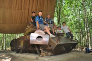 Cu Chi Tank