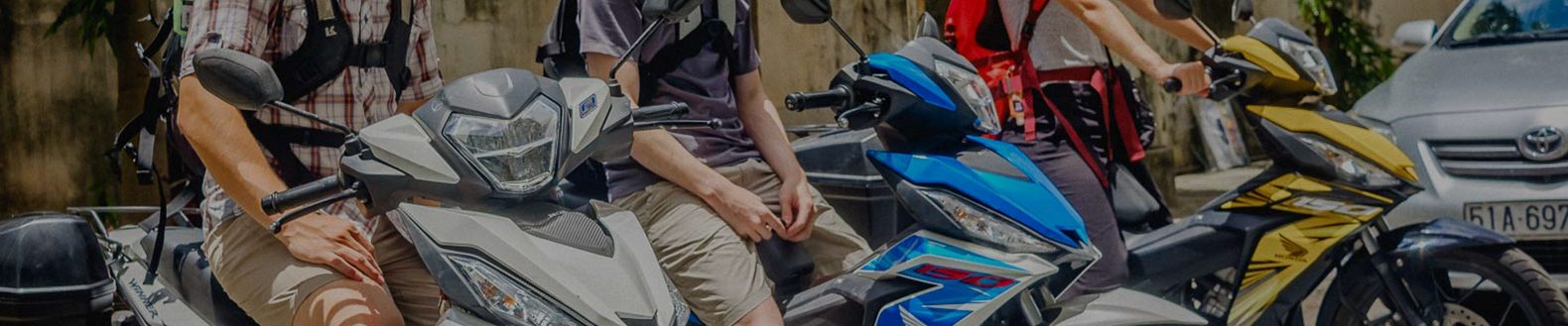 How to navigate Vietnam by motorbike