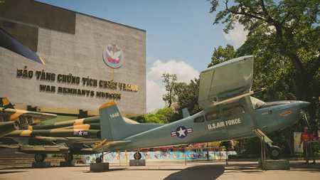 HCM War Remnant Museum
