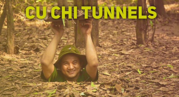 Cu Chi Tunnels – Half Day Tour