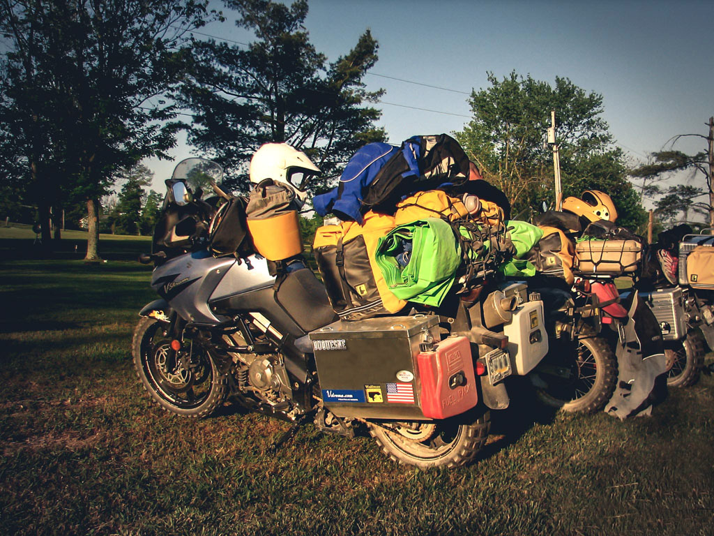 overpacking