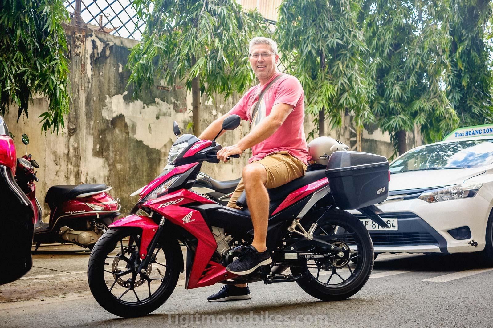 Honda Winner - Tigit Motorbikes