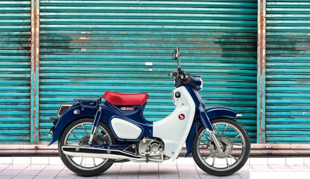 Honda Super Cub 2018 USA