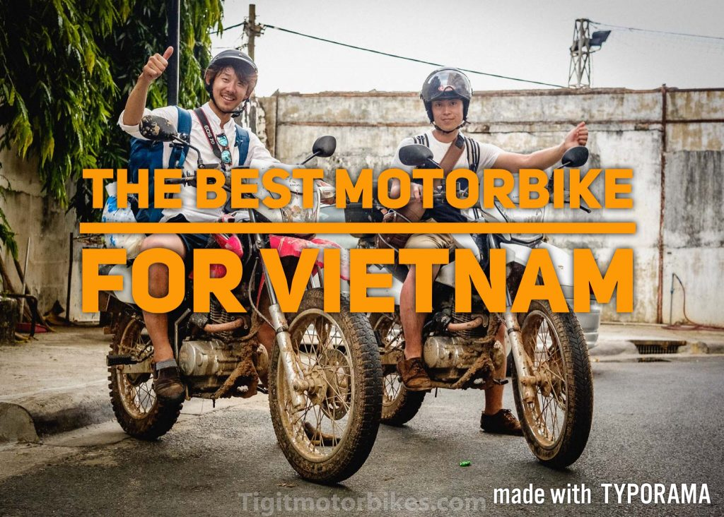 Best Motorbike To Drive In Vietnam: Honda XR150L - Tour Vietnam With