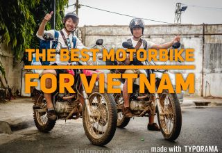Why Honda XR150 is the best Motorbike for Vietnam
