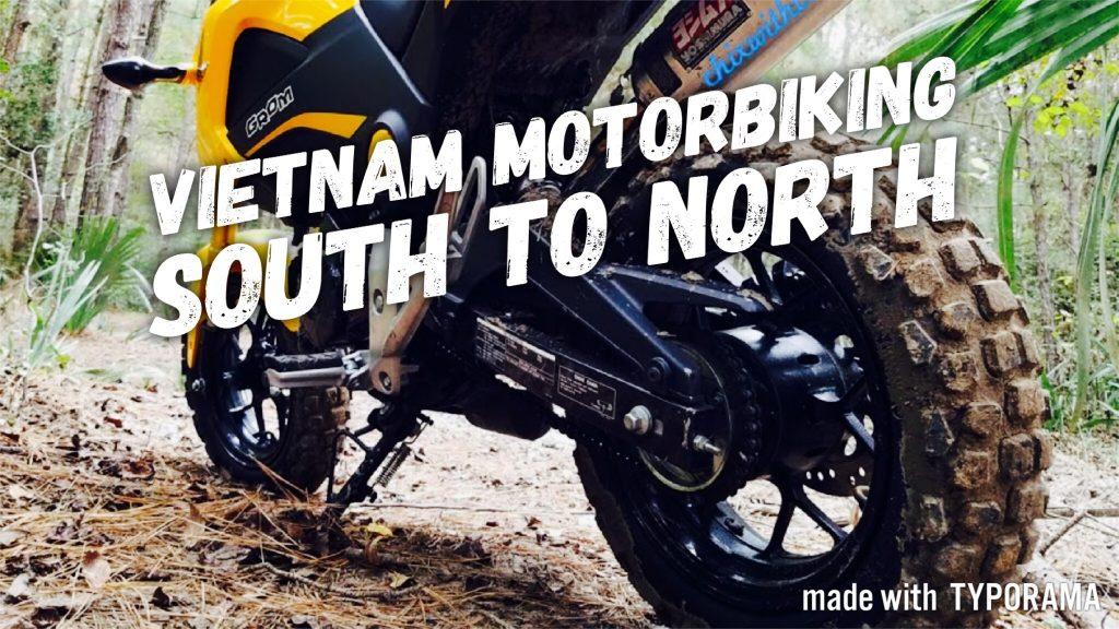 Motorbike from Ho Chi Minh to Hanoi