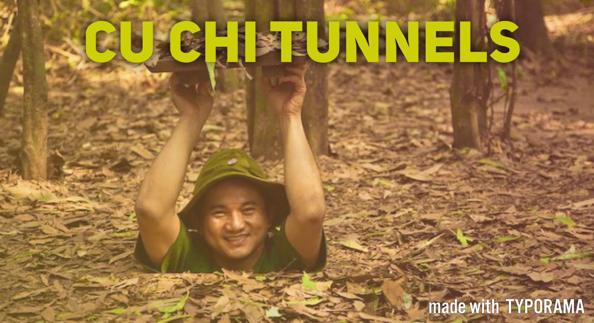 Cu Chi Tunnels - Half Day Tour - TigitMotorbikes
