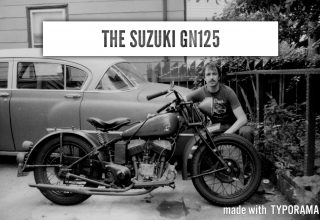 Tips To Maintain A Suzuki GN125 And Other Long Shots