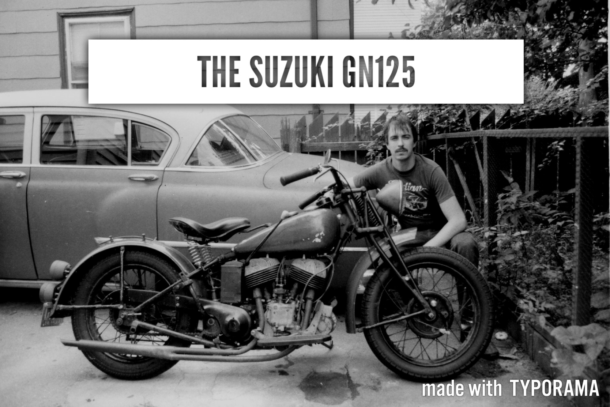 Tips On Maintaining The Suzuki Gn125 Tigit Motorbikes Gn 250 Wiring Harness Diagram Engine