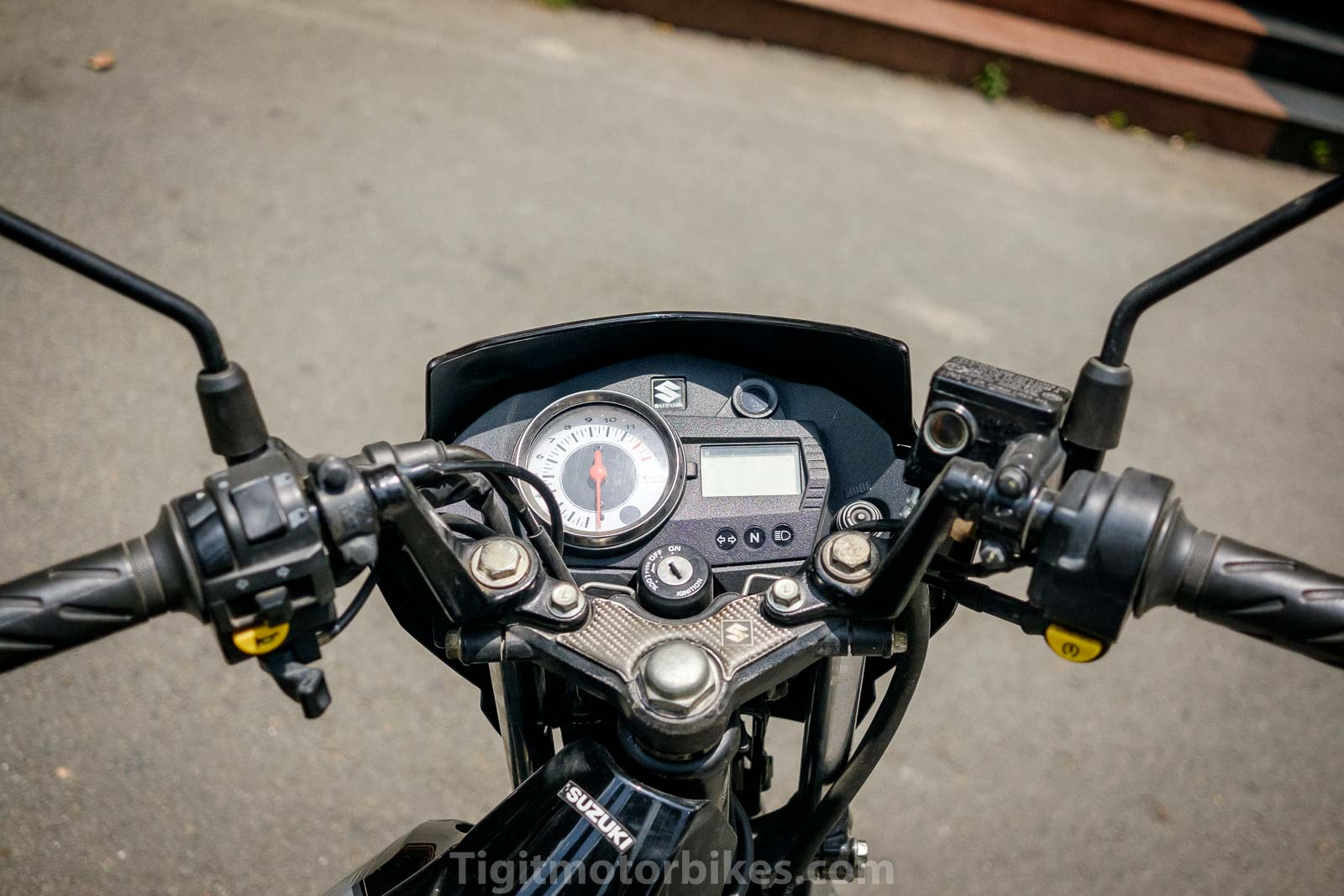 Suzuki Raider 150cc - Tour Vietnam With Quality Motorbike Rentals