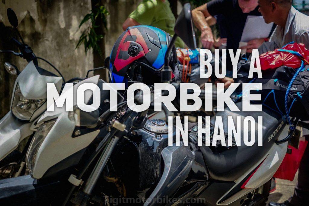 Buy Motorbike Hanoi