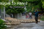 Saigon to Hanoi by Motorcycle