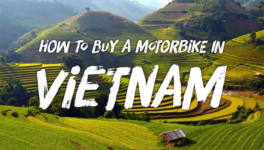 How to buy a motorbike in Vietnam