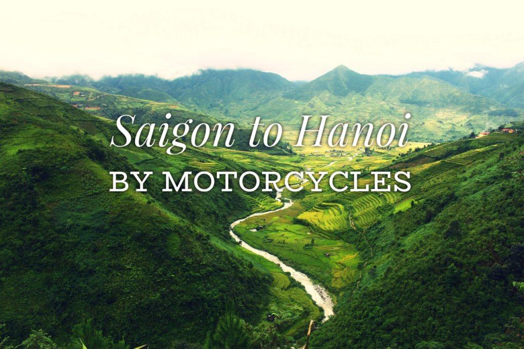 Saigon to Hanoi by Motorcycle