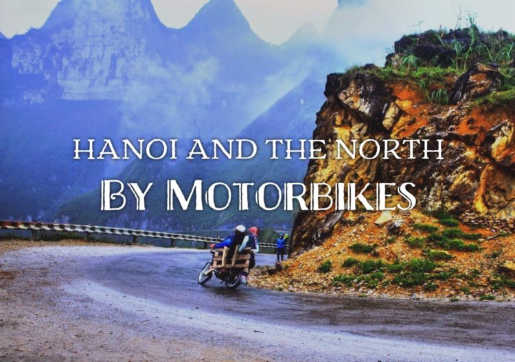 Motorbiking In Hanoi And The North