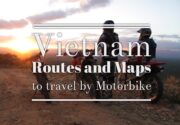Vietnam Suggested Motorbike Route