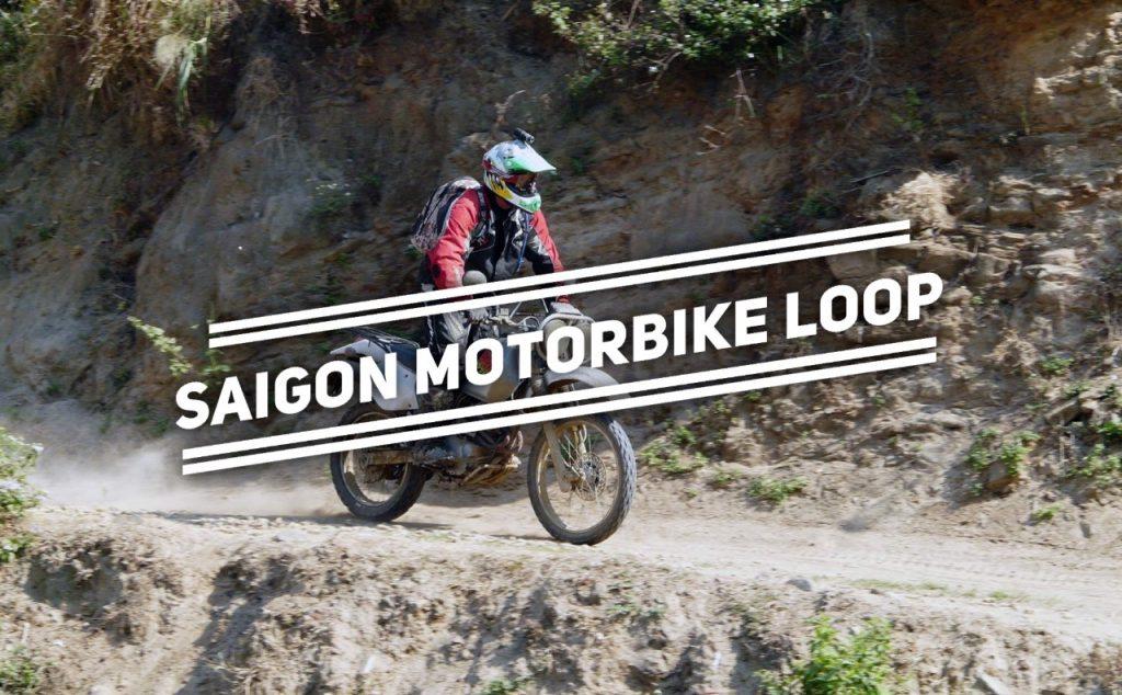 Saigon motorbike loops