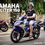 Guy on a Yamaha Exciter