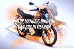 Top Local Manual Motorbikes Below 100 Million VND