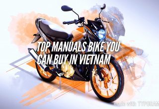Top Local Manual Motorbikes Below 100 Million VND (2017)