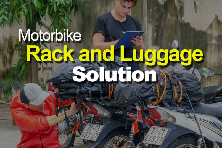 Racks and Luggage for Motorbikes