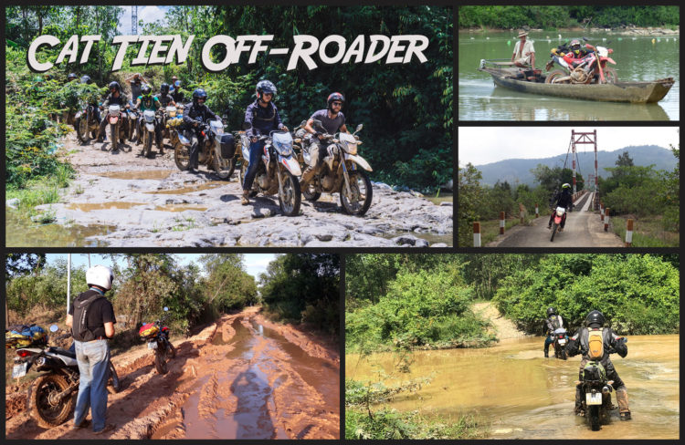 Cat Tien Off-Road Motorbike Adventure 2D/1N