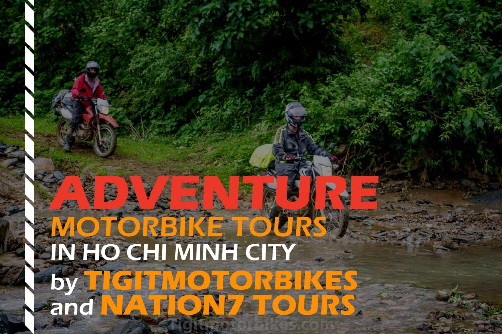 Adventure tours in Ho Chi Minh
