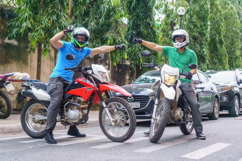 Vietnam Fully Guided Motorbike Tours - TigitMotorbikes