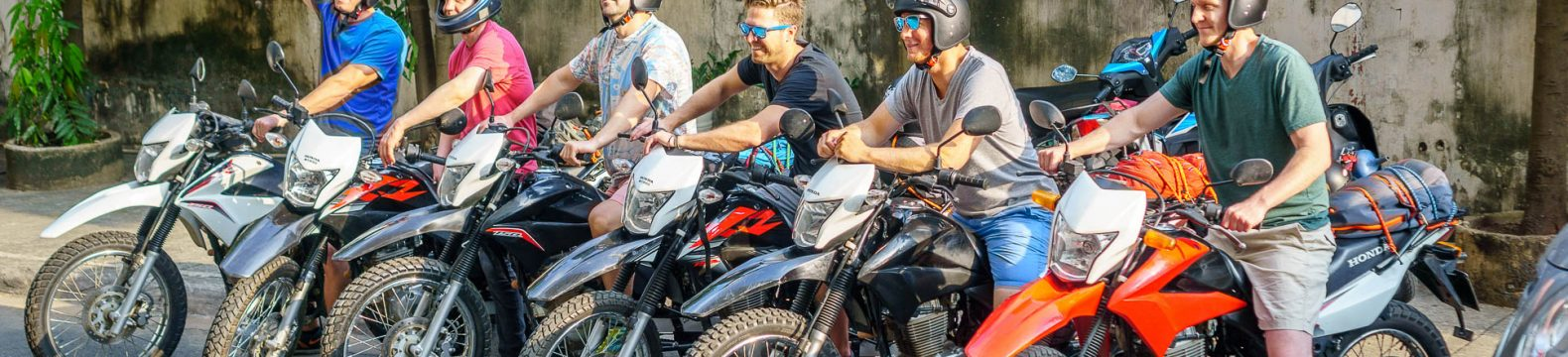 Rent Motorbikes in Vietnam for Travel