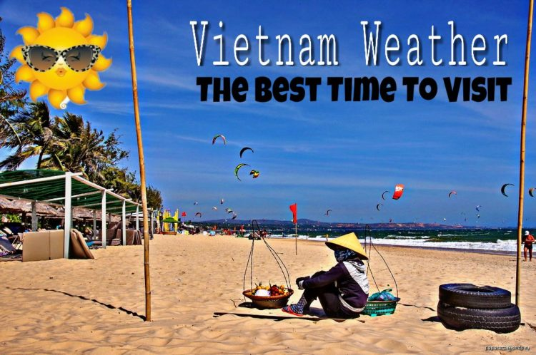 Vietnam Weather for Your Motorbike Adventure