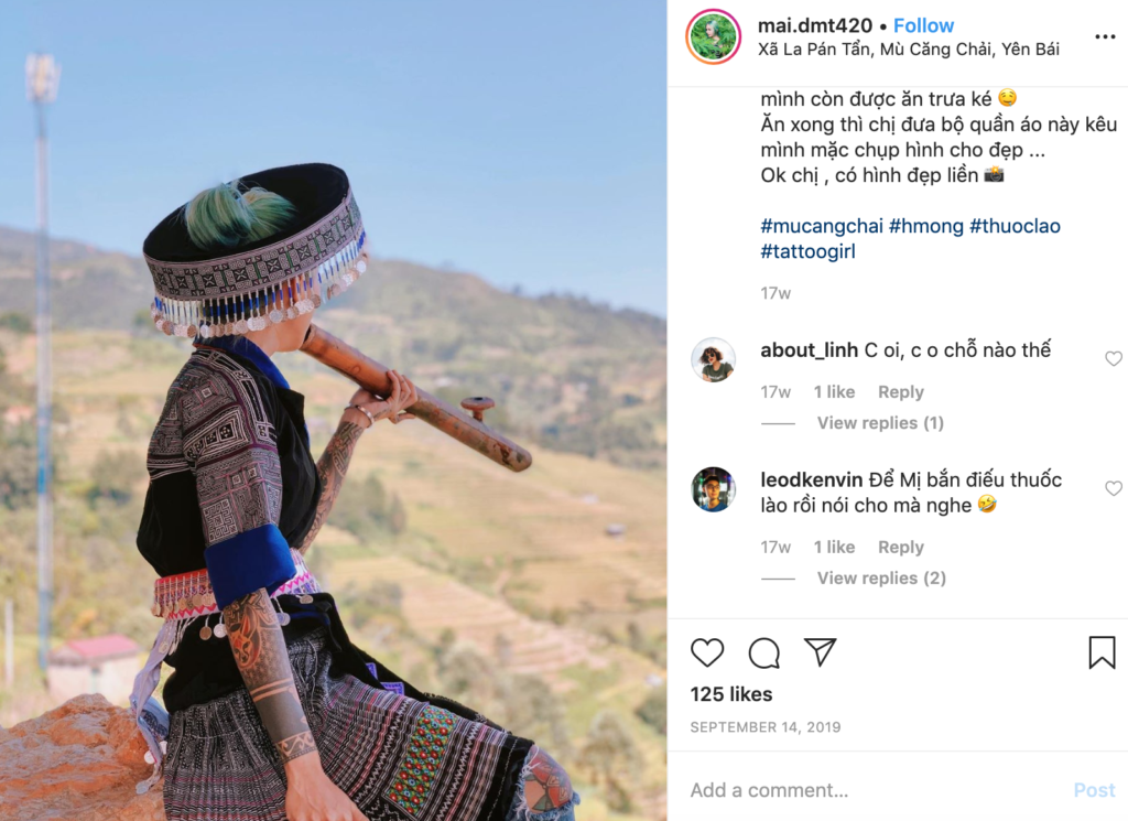 Thuoc Lao Hill Tribes