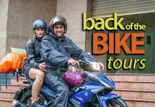 Back of the bike tours vs renting a motorbike