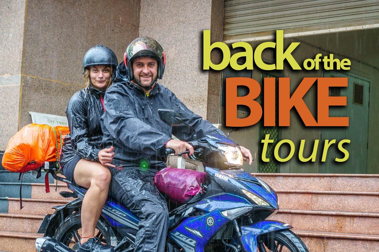 Back of the bike tours vs renting a motorbike - TigitMotorbikes