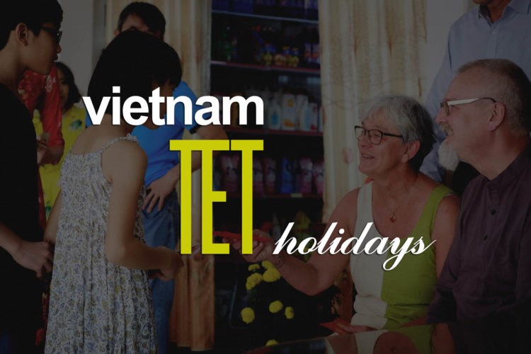 Vietnamese New Year. The Tet Holiday Explained Through The Eyes Of A Westerner.