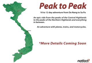 Danang to Hanoi 7-12 days