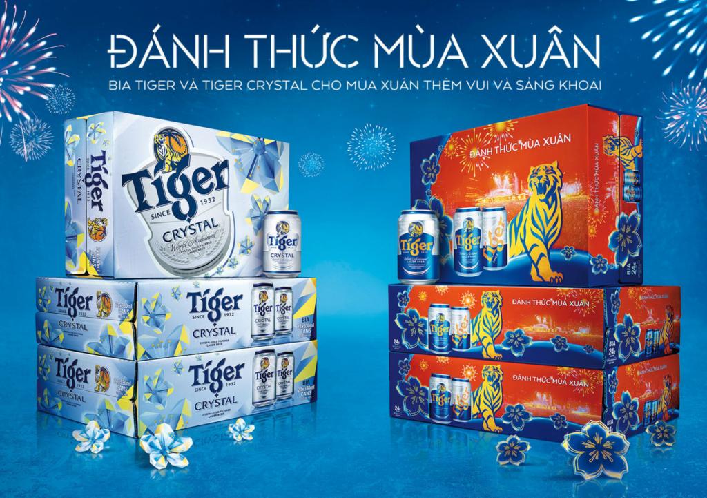 Tiger Beer Tet Holiday