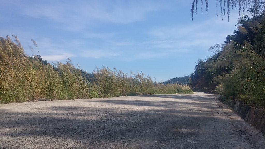 open motorbike roads