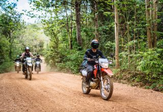 Motorbike Guided Tour out of Ho Chi Minh