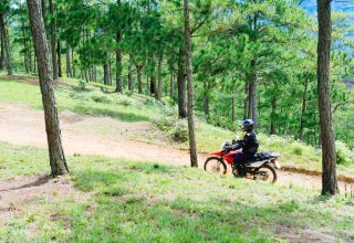 2 days Saigon to Bao Loc Off-Roader