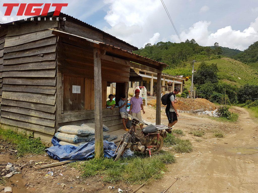 random Vietnam village