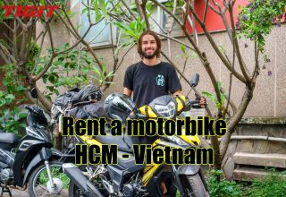rent a bike Vietnam