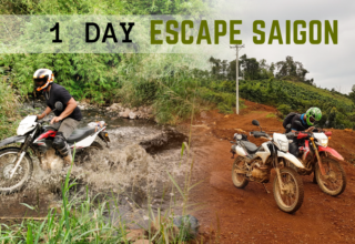 1 Day Escape Saigon by Motorbike