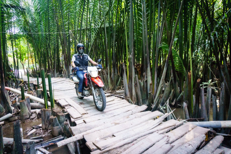 1 day Mekong Delta by Motorcycle