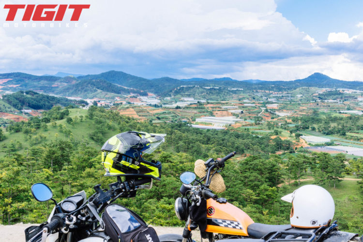 Saigon to Dalat Off-road