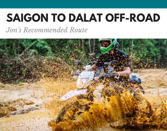 Saigon to Dalat Off-Road