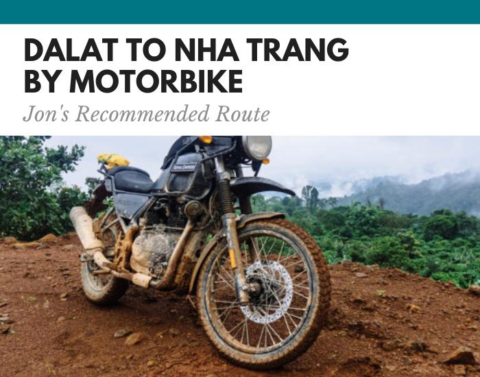 Dalat to Nha Trang by Motorbike